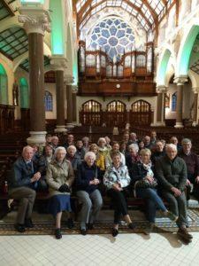 visit to Clonard Monastry